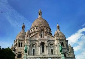 chiesa sacro cuore parigi